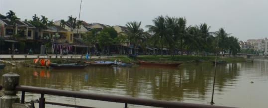 Besuch im Waisenhaus in Vietnam