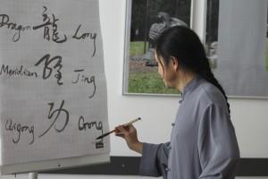 Master Wu in Düsseldorf 2014